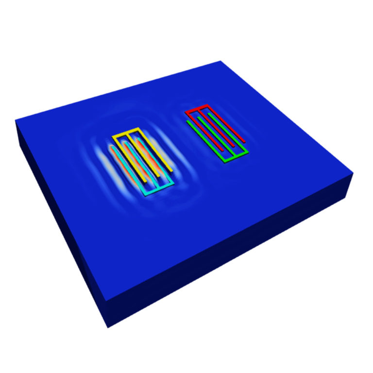 MEMS Filter Simulation
