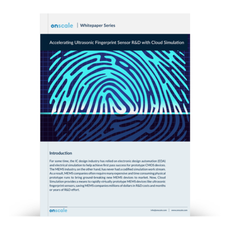 onscale ultrasonic fingerprint sensor whitepaper ebook