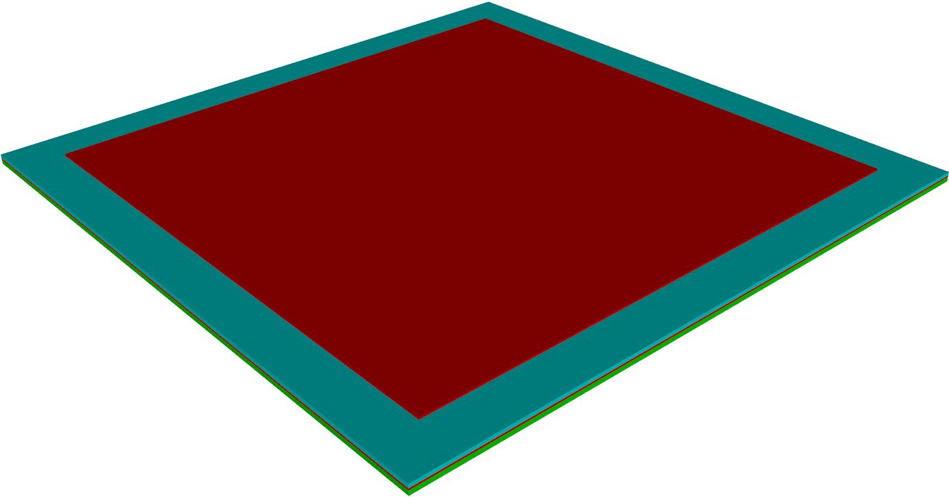 3D FBAR