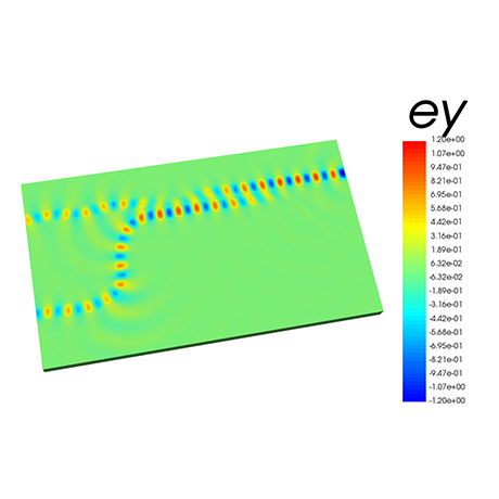 Optical Waveguide Design With OnScale Simulation