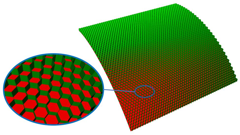 Honeycomb Composite Structure