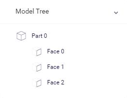 The model tree