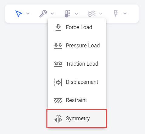 Symmetry Constraint