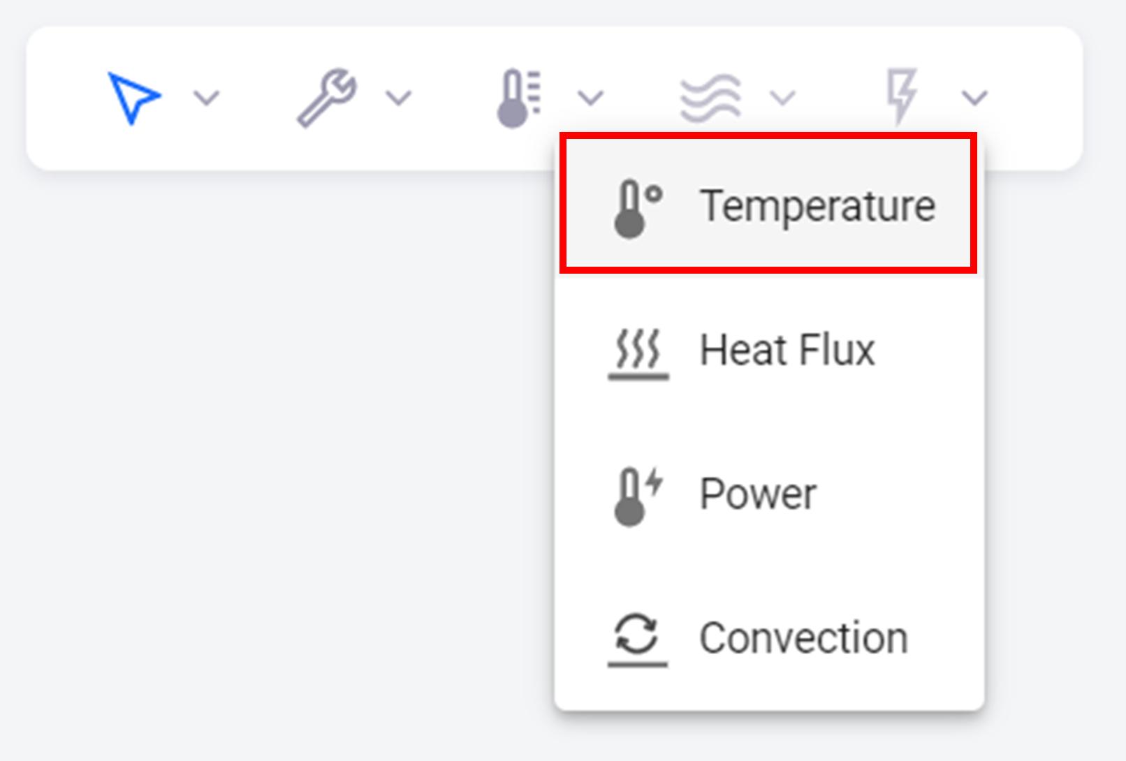 Temperature Contraint