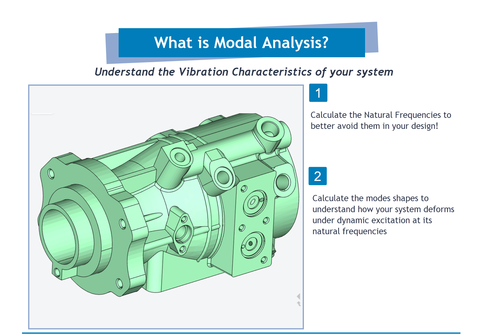 Understand the Vibration Characteristics of Your System